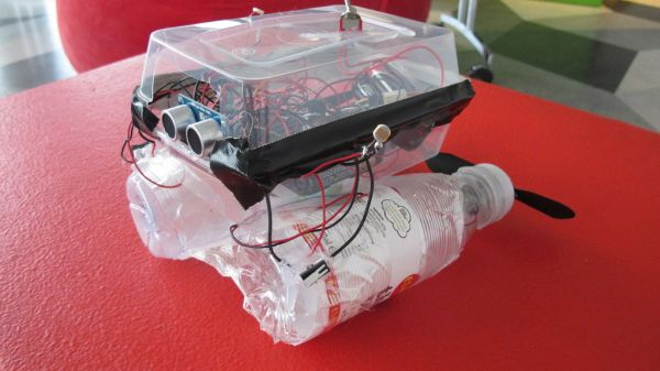 Building a semi Smart, DIY boat with Arduino and some other sensors