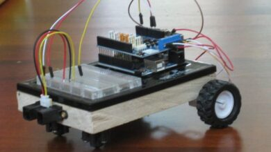 Photo of Carduino- A simple Arduino robotics platform with its own library