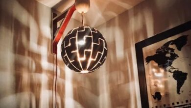 Photo of Alexa-Enabled Death Star Lamp