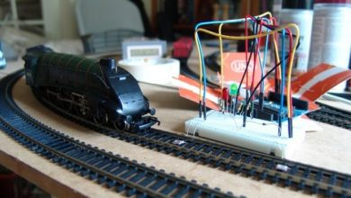 Photo of An Arduino Powered (Scale) Speed Trap