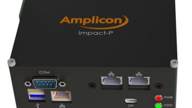 Photo of ULTRA-COMPACT NEW AMPLICON DINRAIL PC