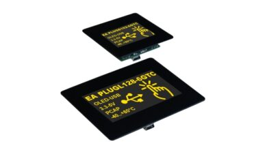 Photo of High-contrast Oled Displays With Usb Interface