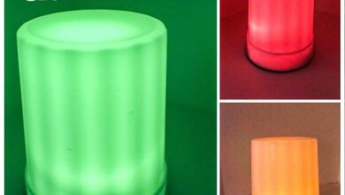 Photo of Light Up Clock for Kids – Green Means Go! Red, Stay in BED!!!