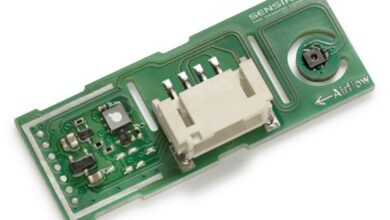 Photo of Multi-gas, Humidity and Temperature Module for Air Purifiers and Hvac Applications