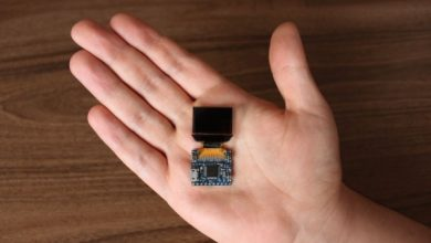 Photo of Pocketscreen Is a Palm Sized Arduino-compatible Multi-purpose Device