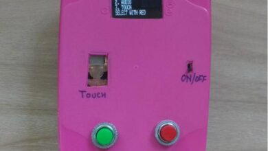 Photo of Reaction Time Meter (Visual, Audio and Touch)