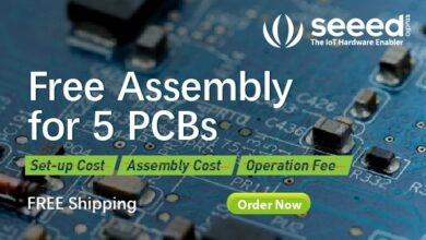 Photo of Seeed Studio Fusion Pcba Service – Free Assembly for 5 Pcbs