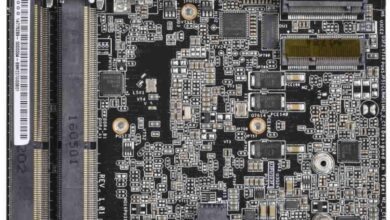 Photo of Small Form Factor Board Has Computing Power for Medical and Iot