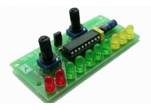 Photo of 12V Lead Acid Battery Voltage Monitor