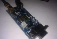 Photo of Arduino GPS Clock
