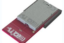 Photo of IQRF module TR72D communicates at up to 600m distance
