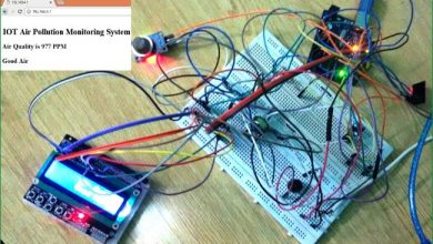 Photo of IOT based Air Pollution Monitoring System using Arduino
