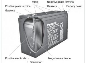 Photo of Maintenance-free lead batteries Panasonic will surprise by their lifetime