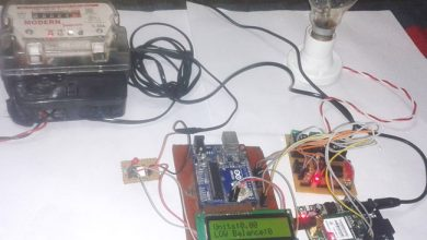 Photo of Prepaid Energy Meter using GSM and Arduino