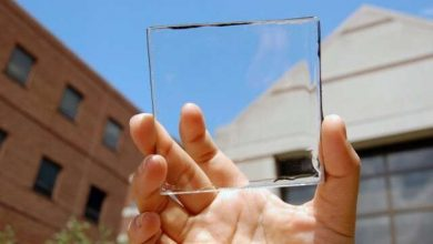 Photo of See-through solar concentrator harvests energy from sunlight