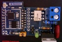 Photo of P2 – WIFI Web Power Switch for MAINS – MPSM v.2 DevBoard – ESP8266