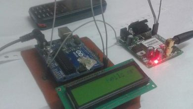 Photo of Wireless Notice Board using GSM and Arduino