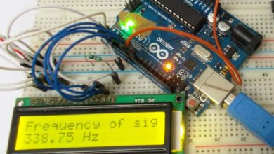 Photo of Frequency Counter using Arduino