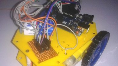 Photo of WiFi Controlled Robot using Arduino