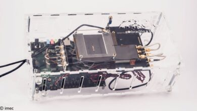Photo of A Smart Radar System for Gesture Recognition and Non-contact Vital Signs Monitoring